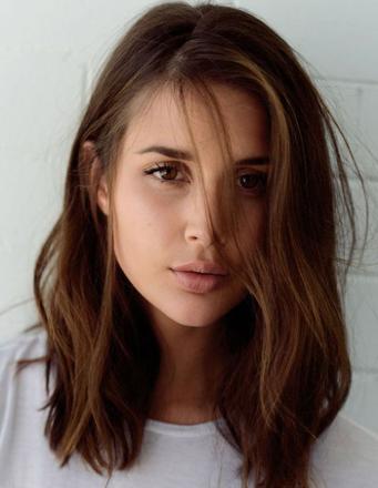 coupe de cheveux pour petit visage