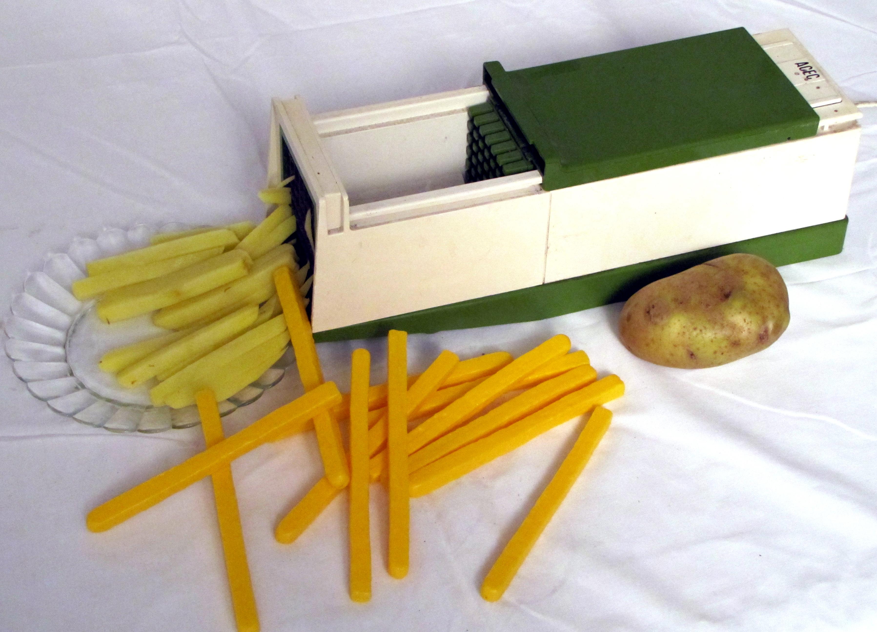 coupe frite electrique