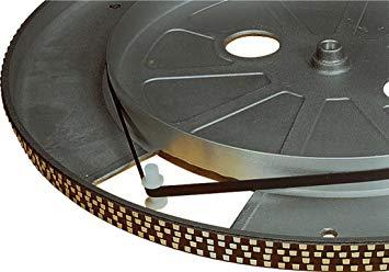 courroie platine disque