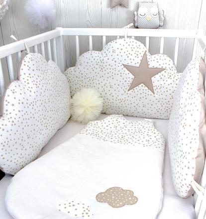 coussin pour lit bébé
