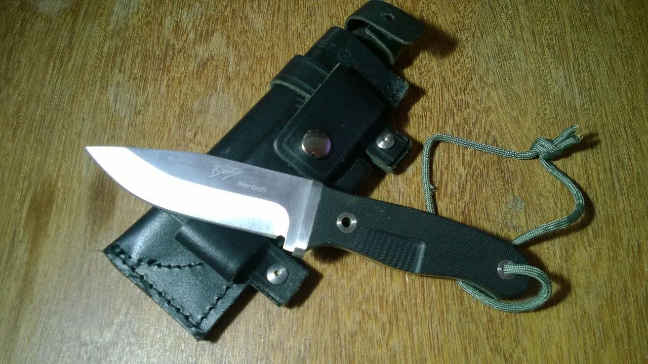 couteau bear grylls