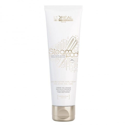 creme lissage steampod