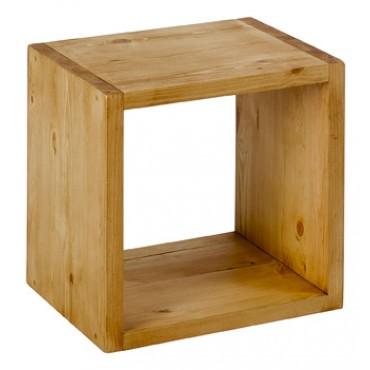 cube rangement en bois