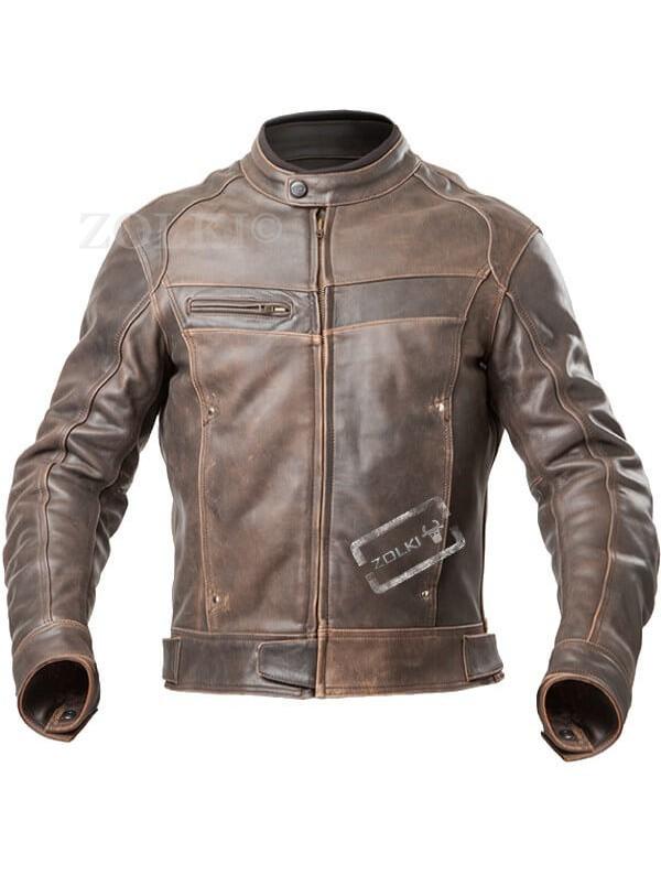 cuir moto homme pas cher