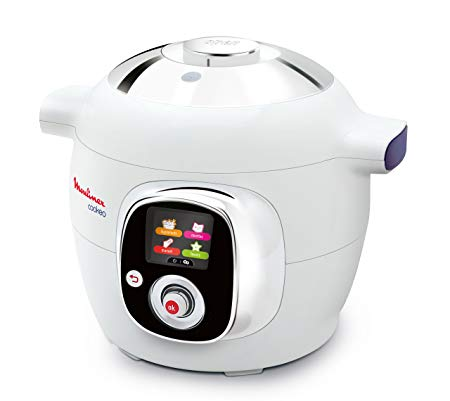 cuiseur moulinex cookeo