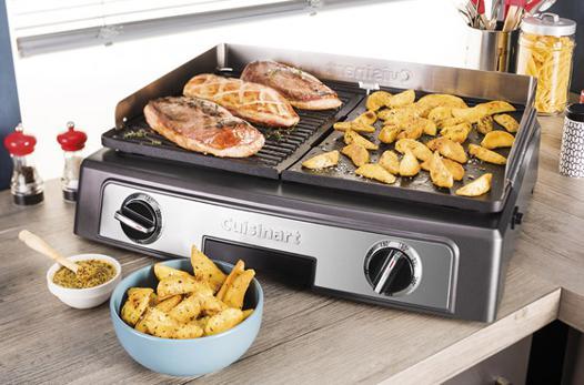 cuisinart plancha barbecue power pl50e