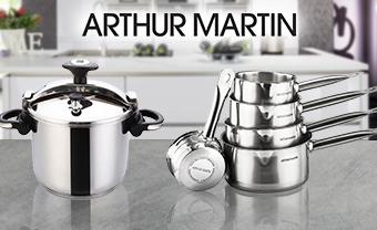 cuisine arthur martin