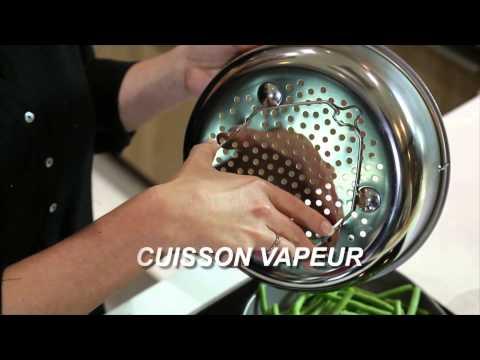 cuisson vapeur autocuiseur seb