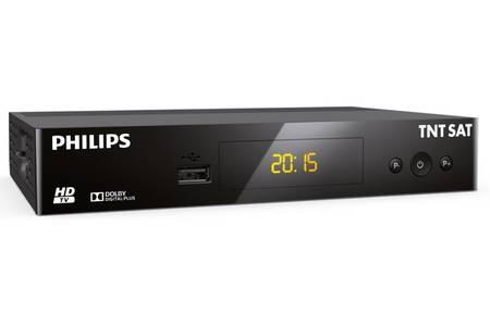 decodeur satellite philips