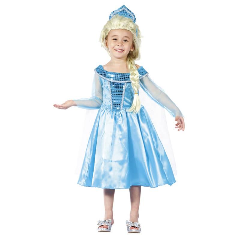 deguisement princesse 4 ans