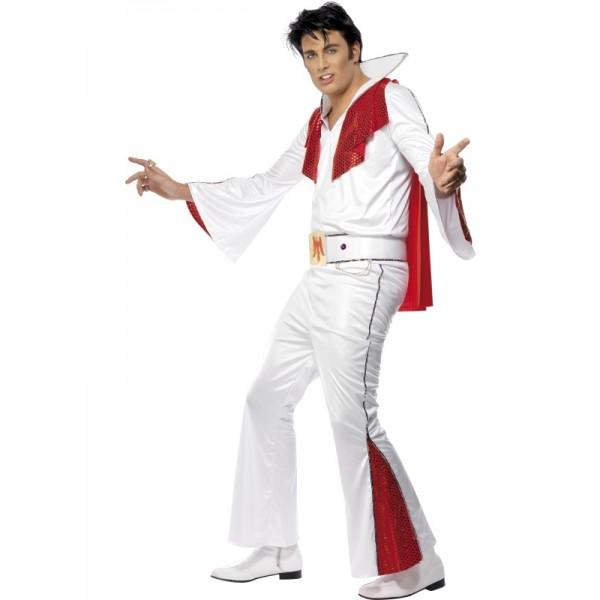 déguisement rouge et blanc