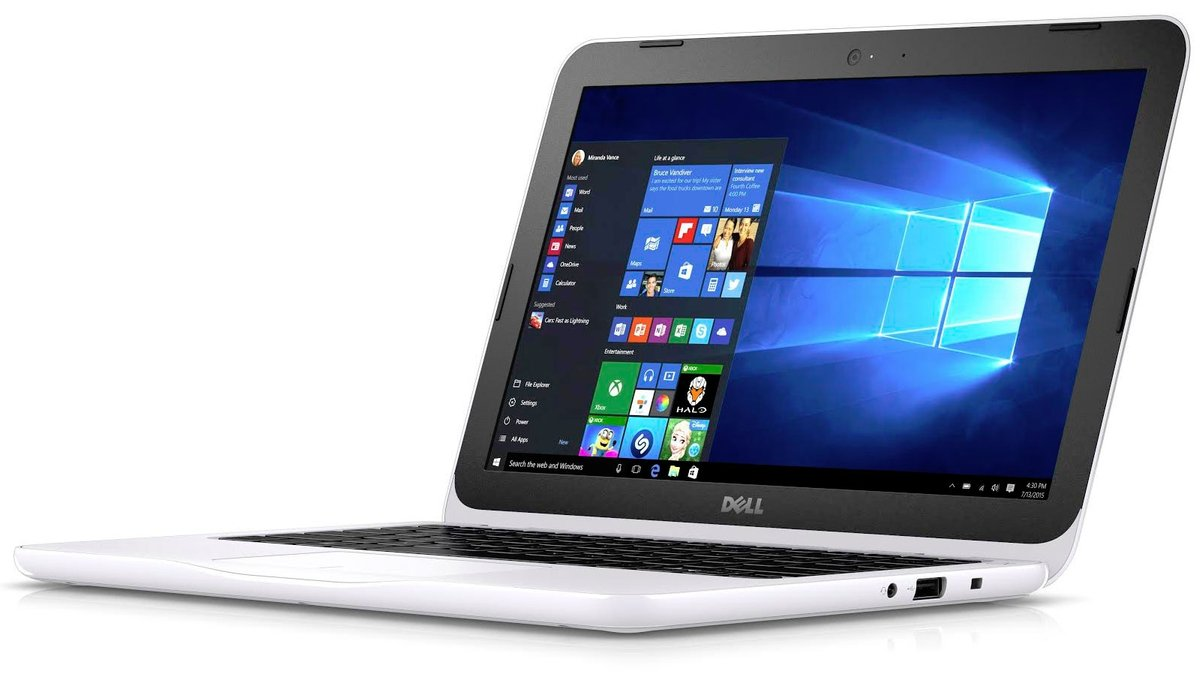 dell inspiron 11 3000 test