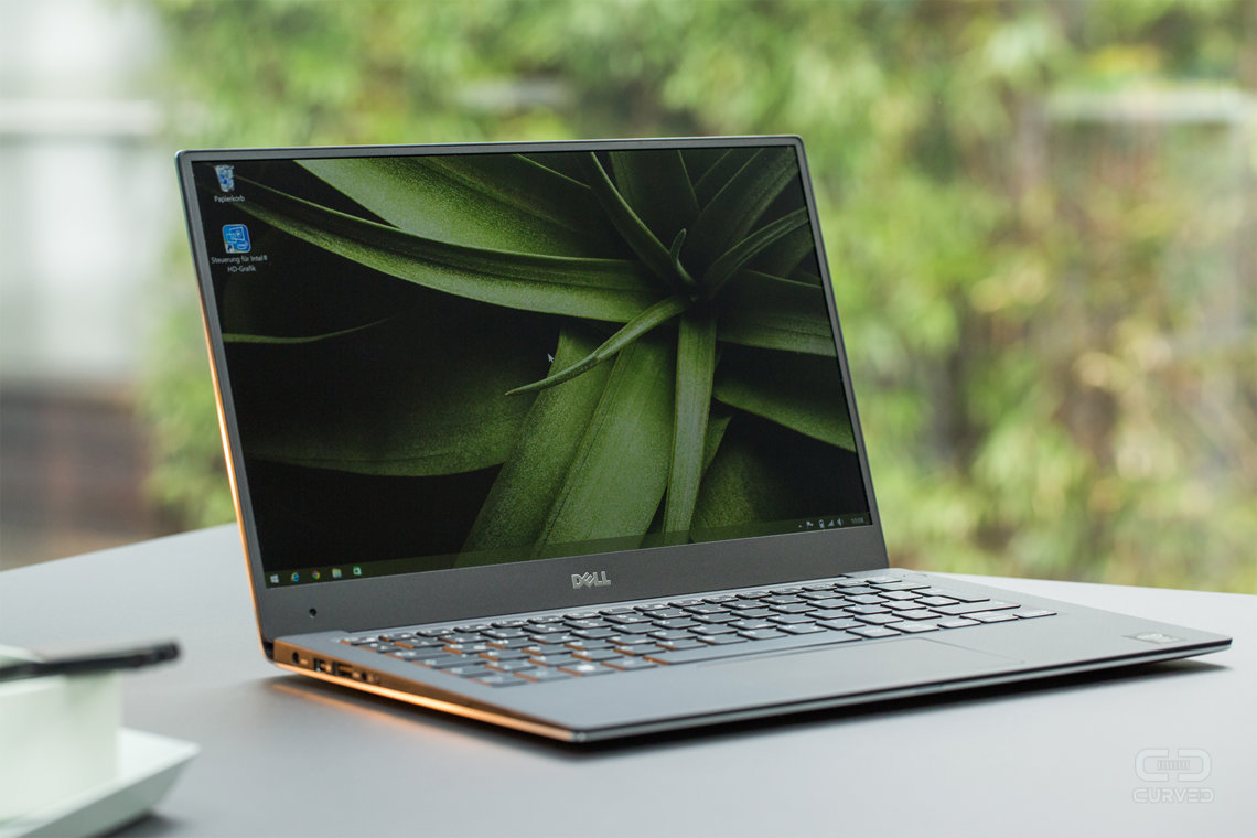 dell xps test