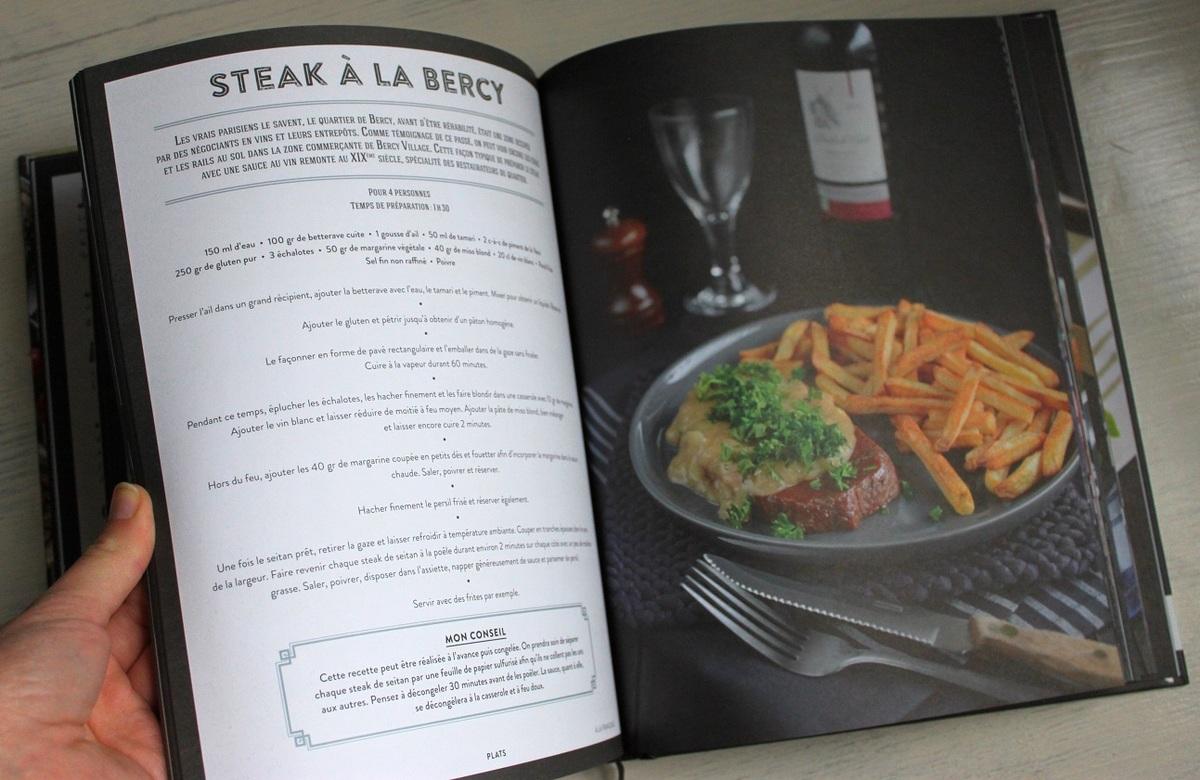 dernier livre de cuisine