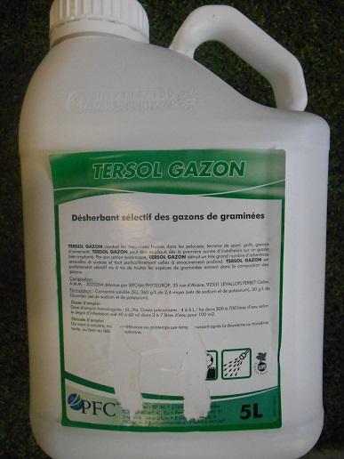desherbant selectif gazon efficace