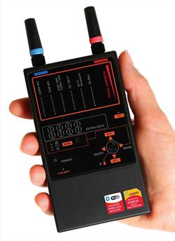 détecteur de micro espion