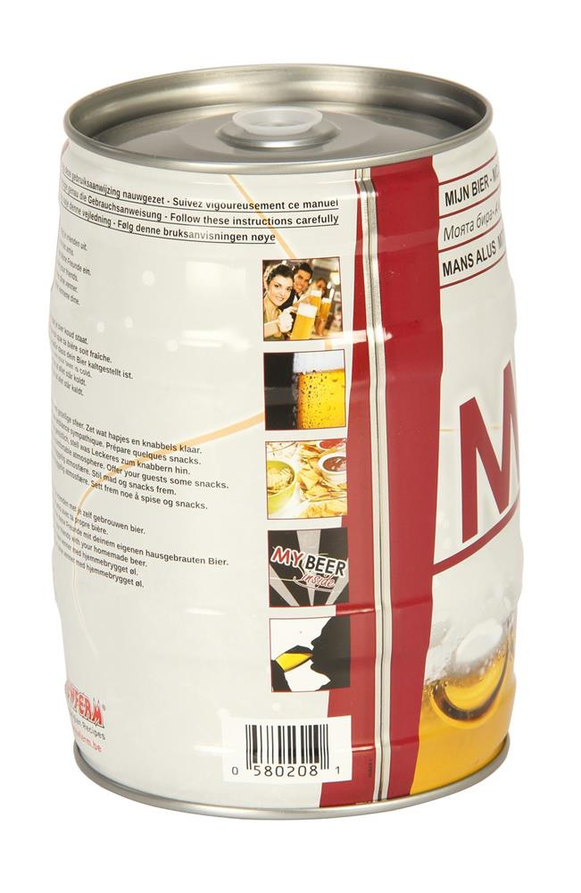 dimension fut de biere 5l