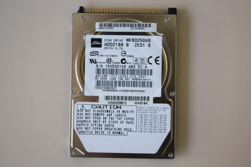 disque dur pour toshiba satellite c660