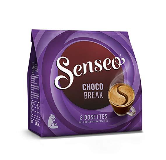dosette senseo chocolat