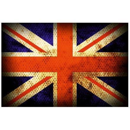 drapeau londres vintage