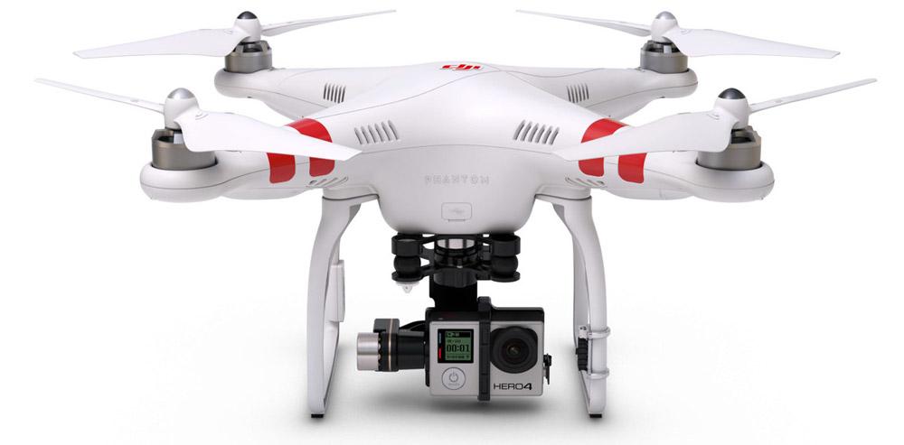 drone avec camera gopro