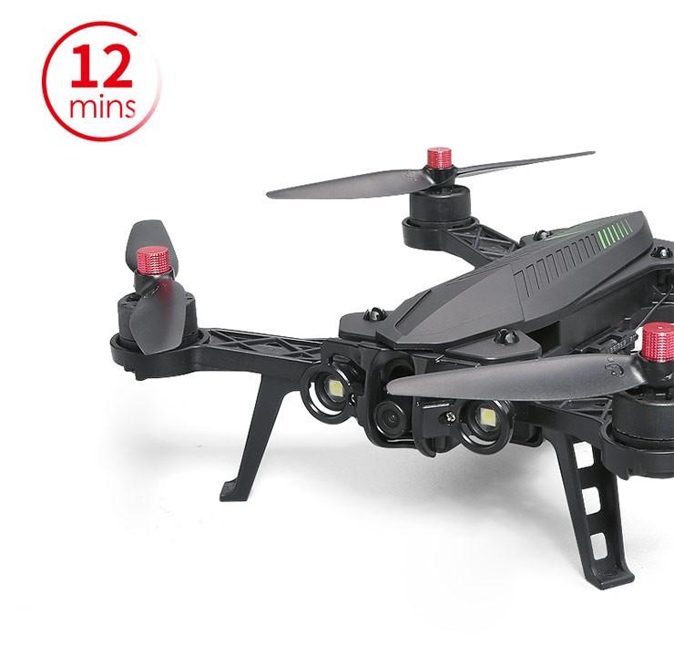 drone forte autonomie