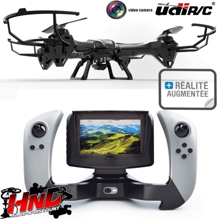drone retour video