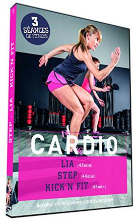 dvd de sport a la maison