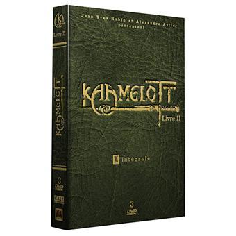 dvd kaamelott