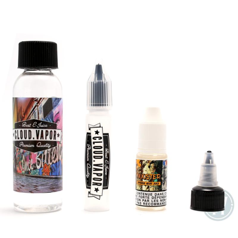 e liquide cloud vapor