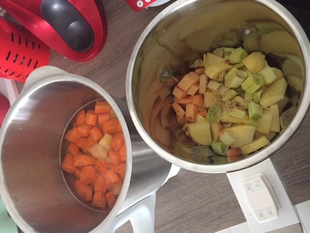 easy soup recette