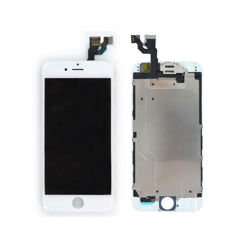 ecran iphone 6 blanc complet
