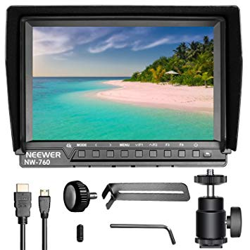 ecran lcd 7 pouces hdmi compatible 1080p
