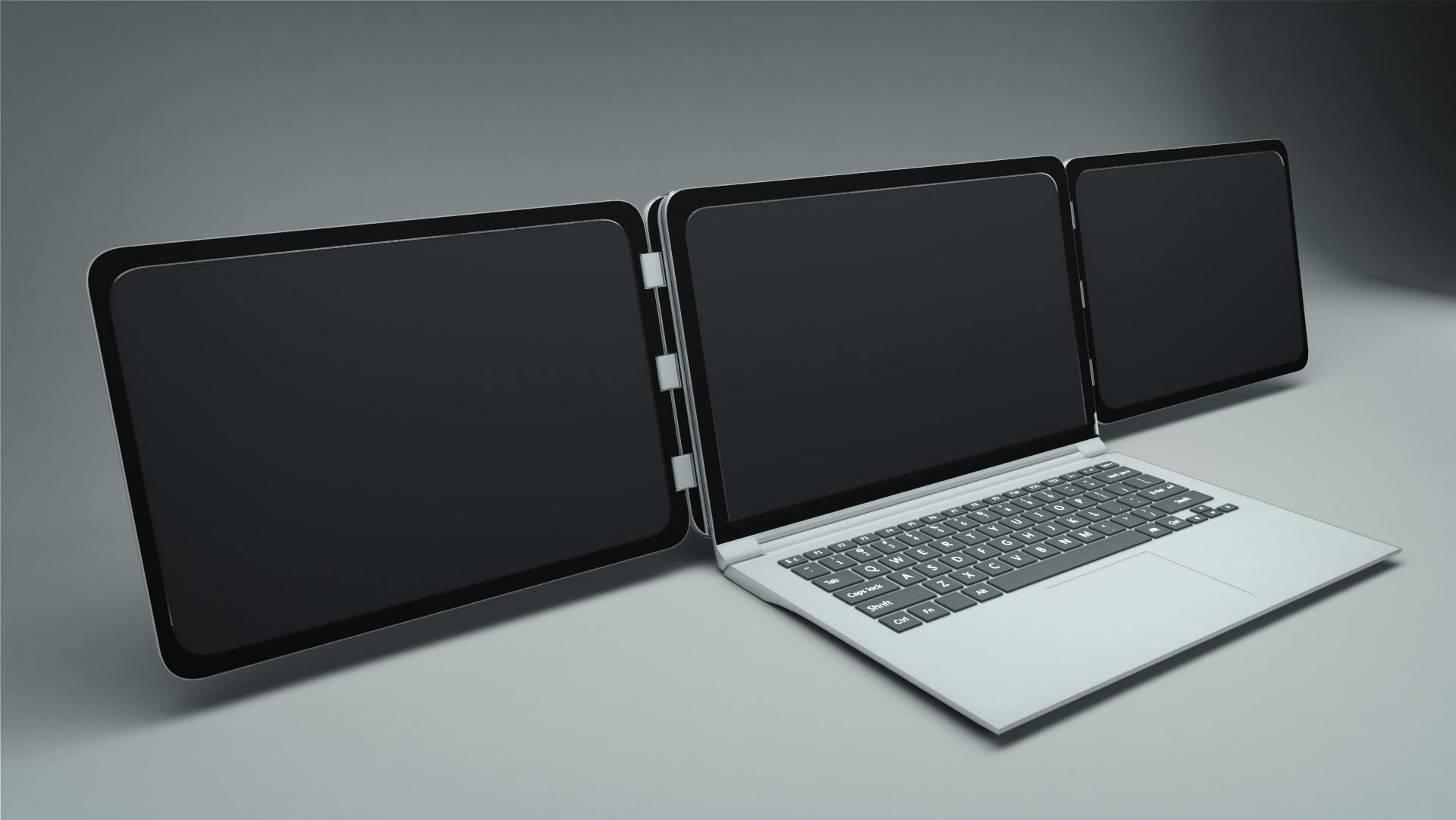 ecran usb portable