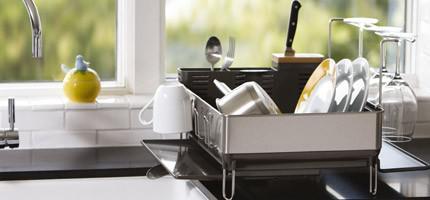 egouttoir vaisselle design cuisine
