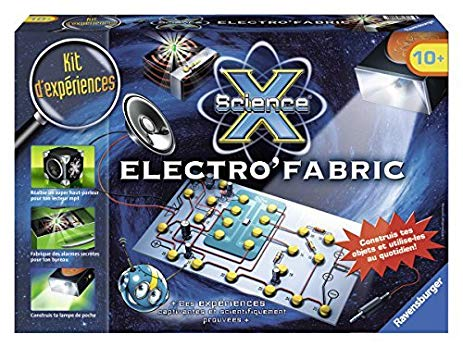 electro fabric science x