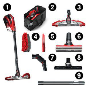 embout aspirateur dirt devil