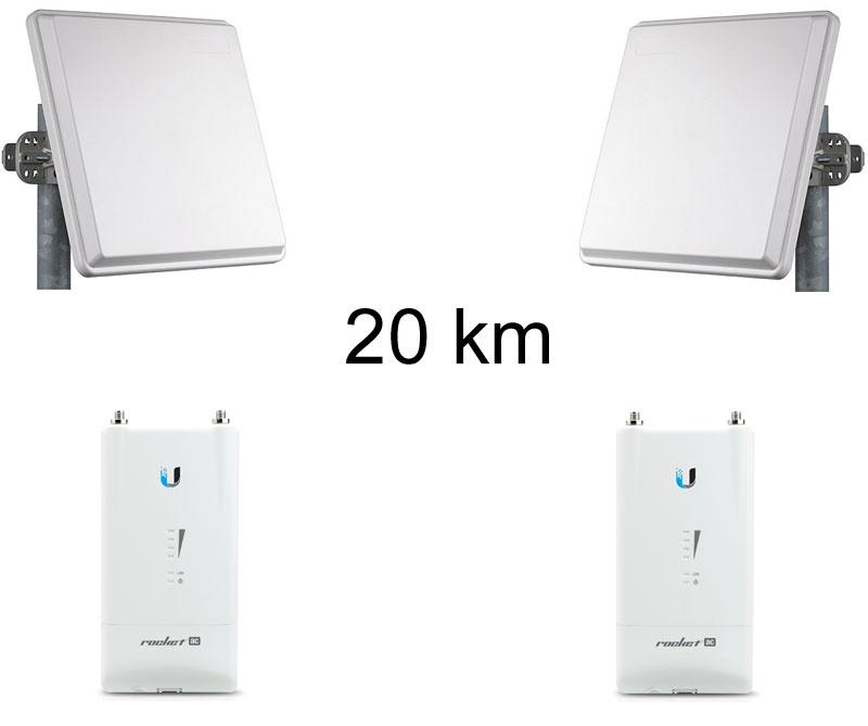 émetteur wifi longue portée