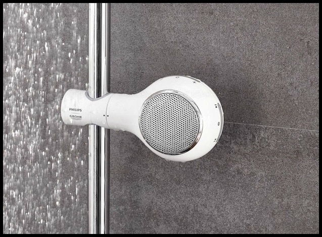 enceinte bluetooth pour salle de bain