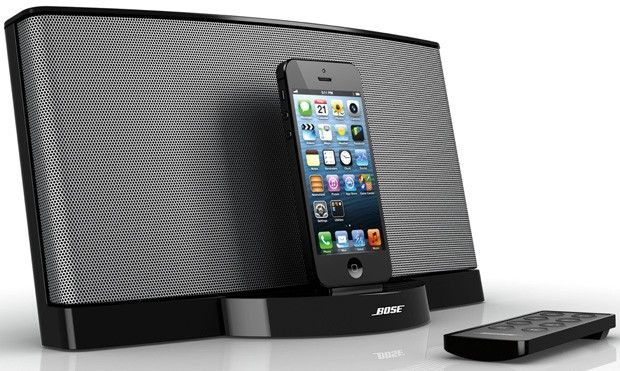 enceinte bose iphone 5