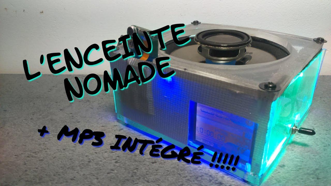 enceinte nomade mp3