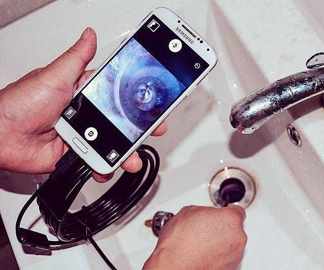 endoscope smartphone