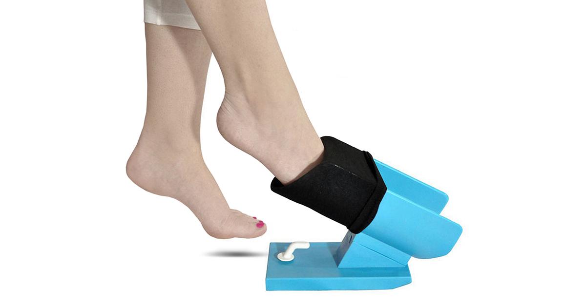 enfile chaussettes pour personnes agees