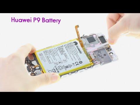 enlever batterie huawei p9 lite