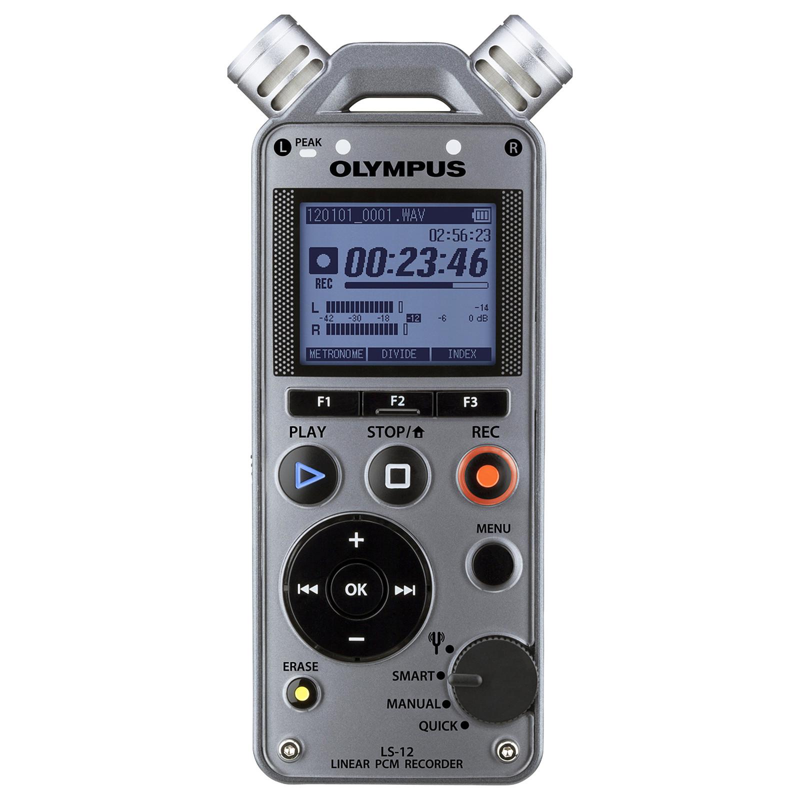 enregistreur vocal numérique professionnel