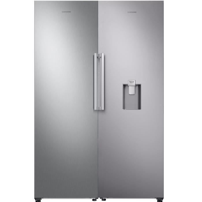 ensemble frigo congelateur