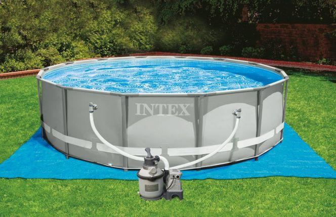 entretien piscine tubulaire intex