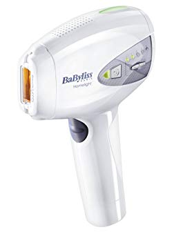 epilateur babyliss lumiere pulsee