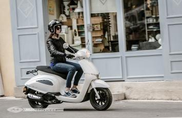 essais scooter