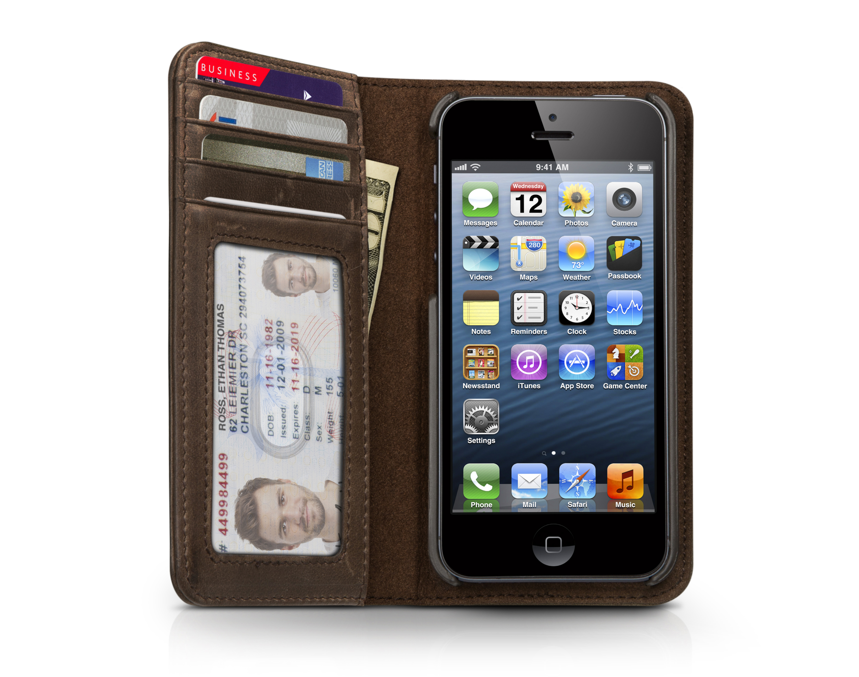 etui de protection iphone 5c